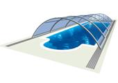 AZURE uni kompakt покрития за басейни