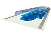 OCEANICT нисък покрития за басейни